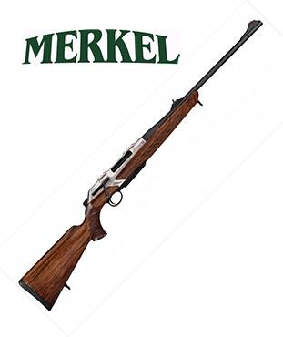 Rifle de cerrojo Merkel RX Helix Arabesque