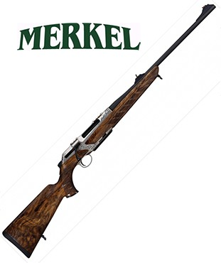 Rifle de cerrojo Merkel RX Helix Deluxe