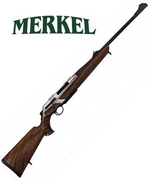 Rifle de cerrojo Merkel RX Helix Spirit