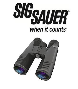 Prismáticos Sig Sauer Electro Optics Zulu 9 9x45 HDX