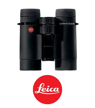 Prismáticos Leica Ultravid 8x32 HD