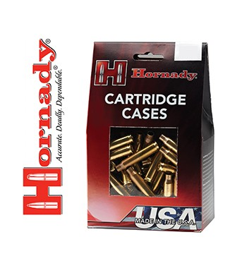 Vainas Hornady .257 Weatherby Magnum 50 unidades