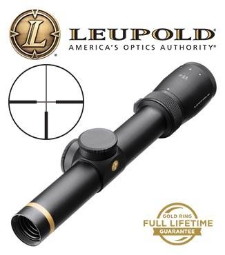 Visor Leupold VX-6 1-6x24mm de 30mm mate con retícula iluminada Firedot 4