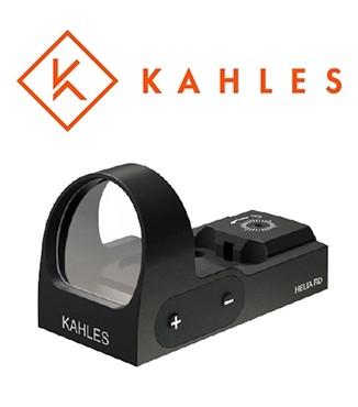 Visor reflex Kahles Helia RD con retícula de 2 MOA