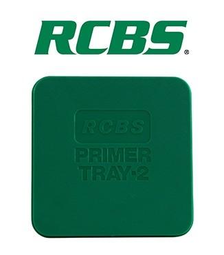 Volteador de pistones RCBS Primer Turning Tray-2