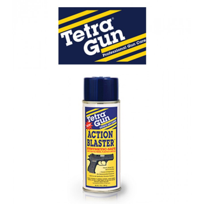 Limpiador Tetra Gun Action Blaster Synthetic Safe - 295 ml