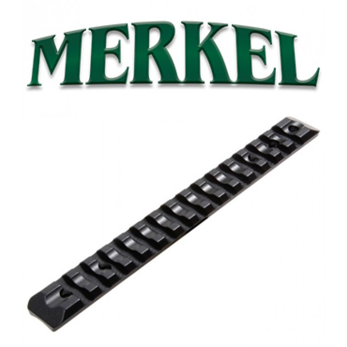 Base tipo weaver para Merkel SR1 Basic y Haenel SLB (bases)