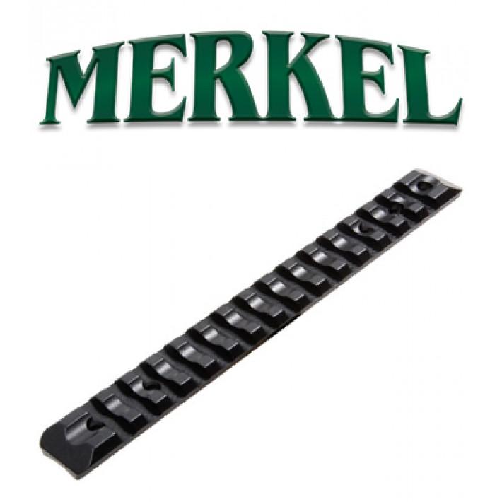 Base tipo weaver para Merkel SR1