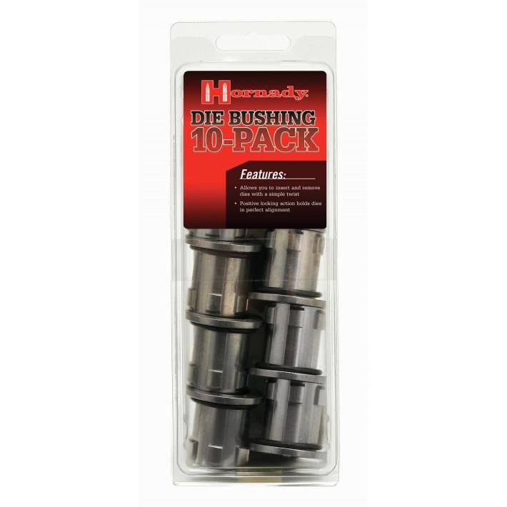 Bushings Hornady para prensa - 10 unidades