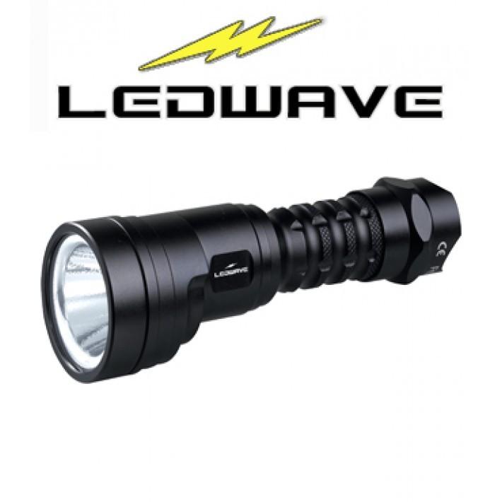 Linterna Ledwave Dual Wildfinder - Blanco & IR con kit de caza
