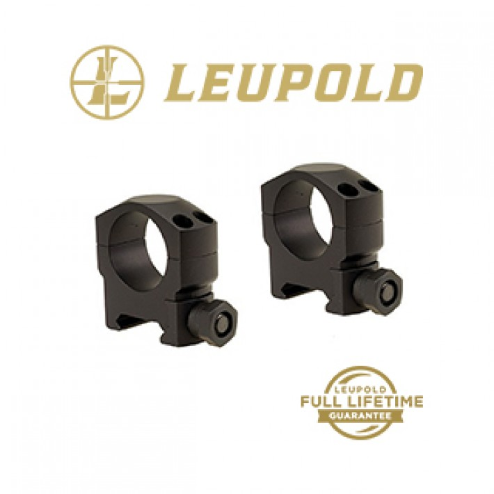 Anillas Leupold Mark 4 de aluminio y 35mm mate - Altas
