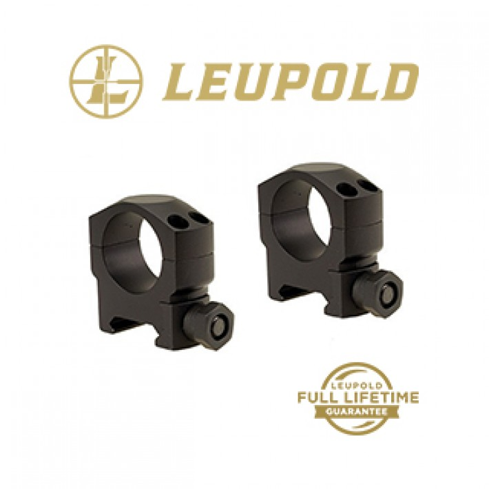 Anillas Leupold Mark 4 de aluminio y 34mm mate - Altas
