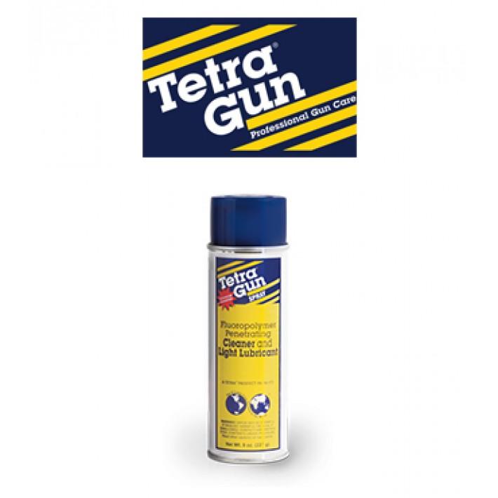 Limpiador lubricante en spray Tetra Gun - 237 ml