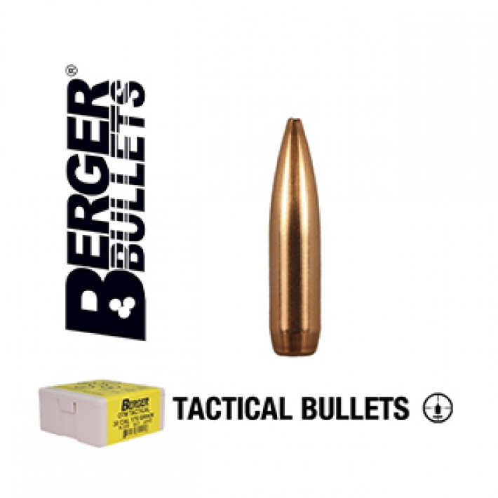 Puntas Berger OTM Tactical calibre .224 - 77 grains