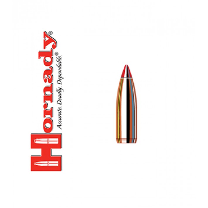 Puntas Hornady V-Max calibre .224 - 53 grains