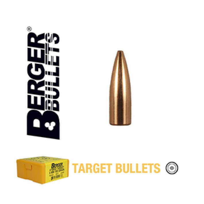 Puntas Berger Target FB calibre .224 - 55 grains
