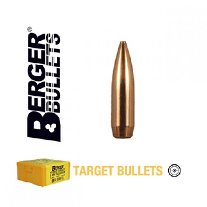 Puntas Berger Target calibre .224 - 73 grains