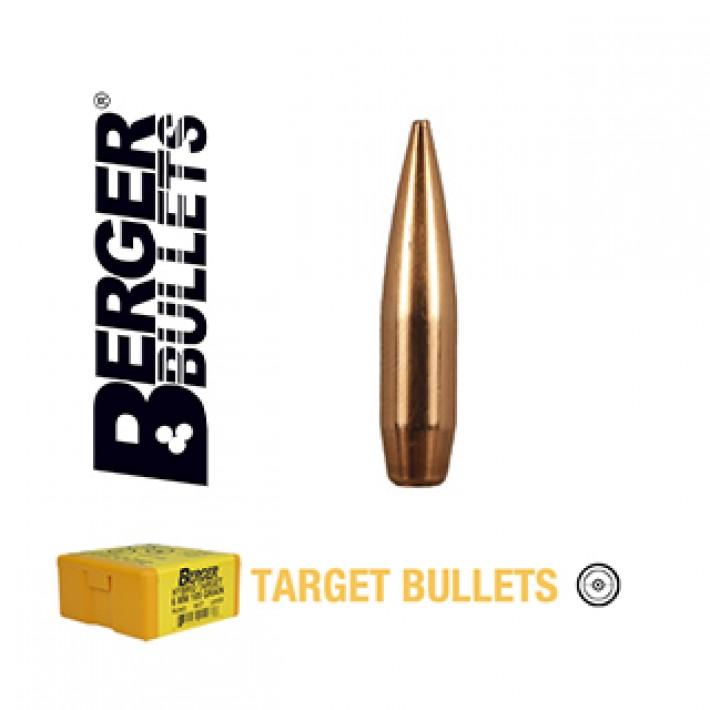 Puntas Berger Target calibre .224 - 75 grains