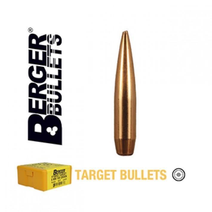 Puntas Berger VLD Target calibre .224 - 90 grains