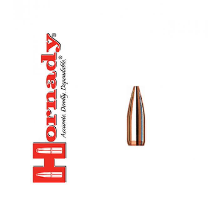 Puntas Hornady Match HPBT calibre .224 - 52 grains