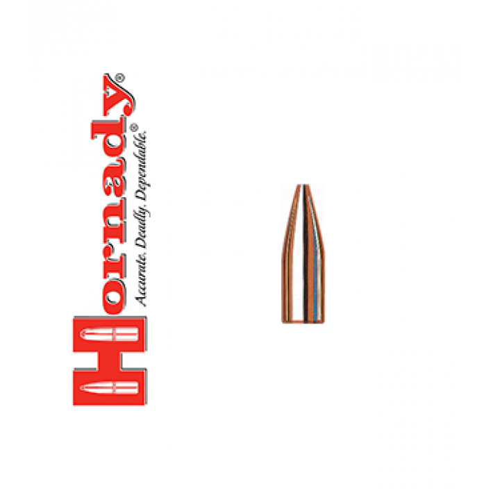 Puntas Hornady Match HP calibre .224 - 53 grains