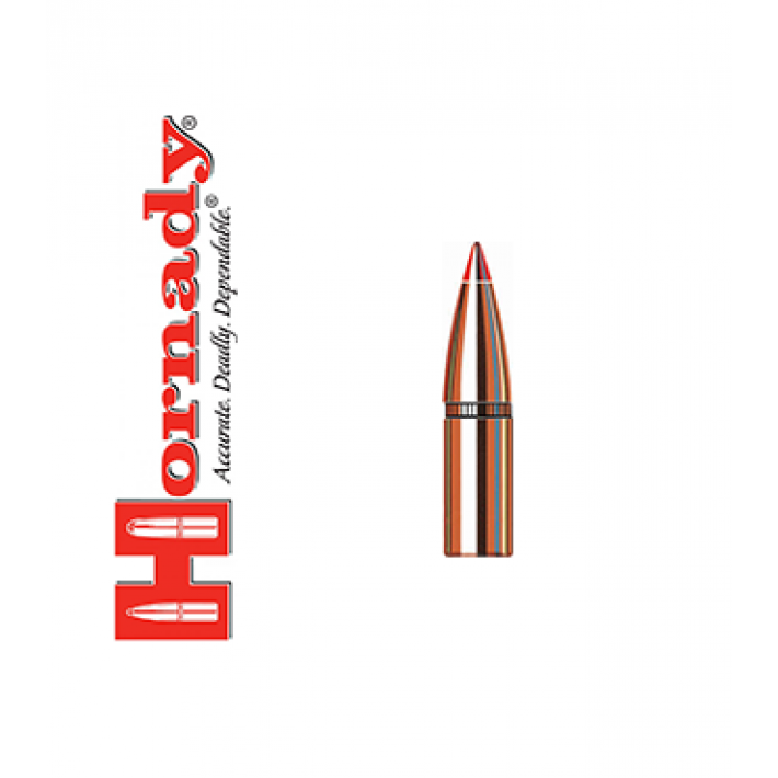 Puntas Hornady SST calibre .243 (6mm) - 95 grains