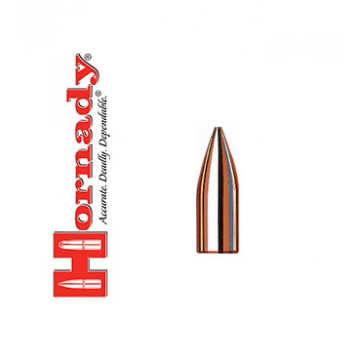 Puntas Hornady Varmint HP calibre .257 - 75 grains