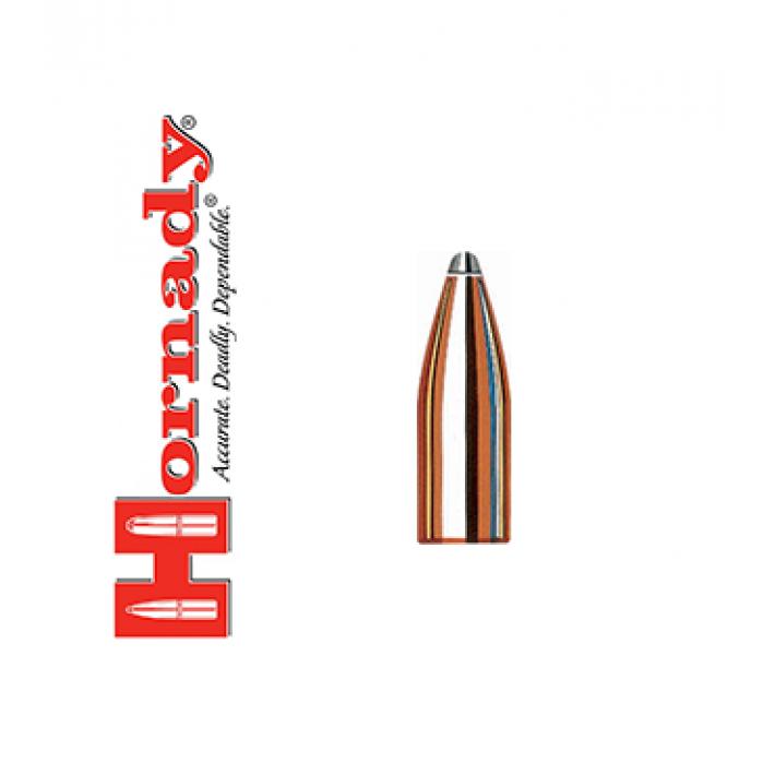 Puntas Hornady Varmint SP calibre .277 (6,8mm) - 100 grains