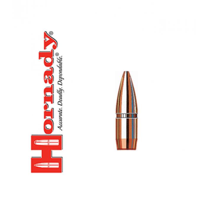 Puntas Hornady Match HPBT calibre .277 (6,8mm) - 110 grains