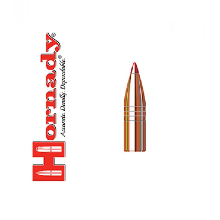 Puntas Hornady GMX calibre .277 (6,8mm) - 100 grains