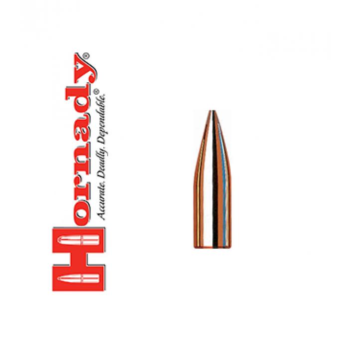 Puntas Hornady Varmint HP calibre .277 (6,8mm) - 110 grains