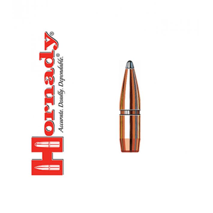 Puntas Hornady Interlock BTSP calibre .277 (6,8mm) - 140 grains