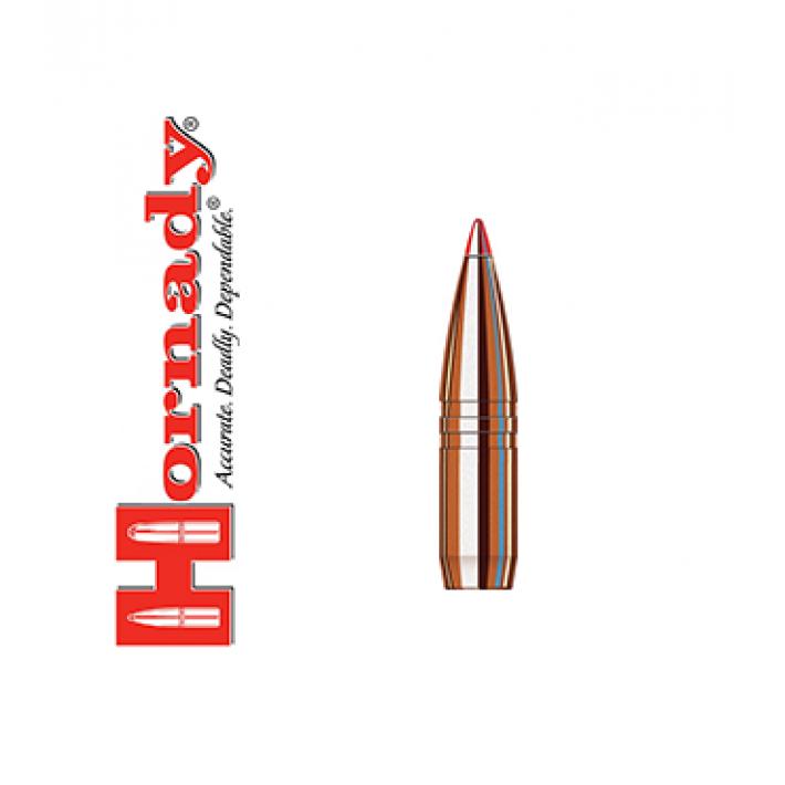 Puntas Hornady GMX calibre .277 (6,8mm) - 130 grains