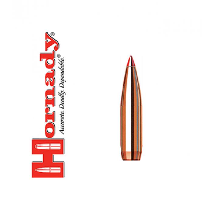 Puntas Hornady InterBond calibre .277 (6,8mm) - 150 grains