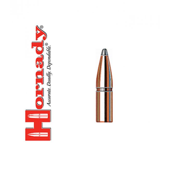 Puntas Hornady Interlock SP calibre .277 (6,8mm) - 150 grains