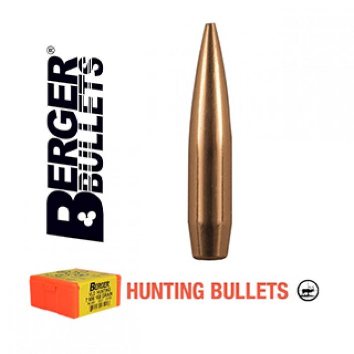 Puntas Berger EOL Elite Hunter calibre .277 (6.8mm) - 170 grains