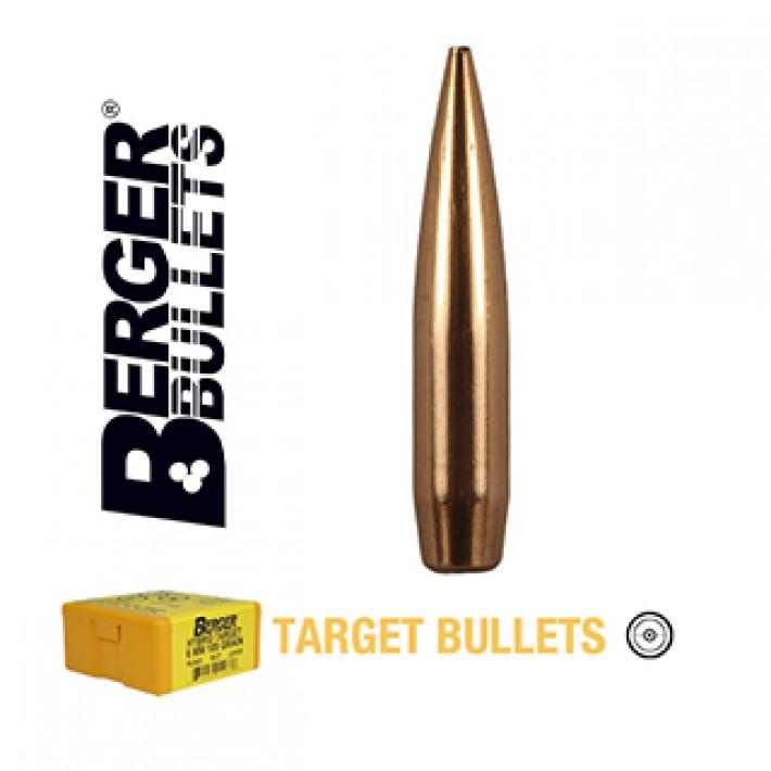 Puntas Berger Hybrid Target calibre .284 (7mm) - 180 grains