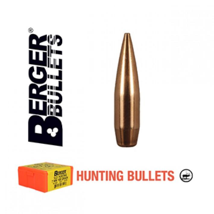 Puntas Berger VLD Hunting calibre .284 (7mm) - 140 grains