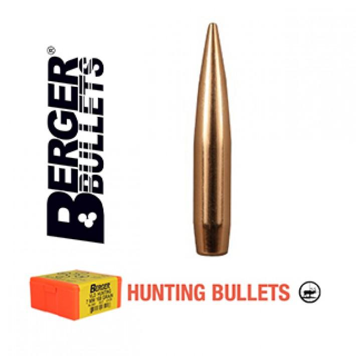 Puntas Berger EOL Elite Hunter calibre .284 (7mm) - 195 grains 500 unidades