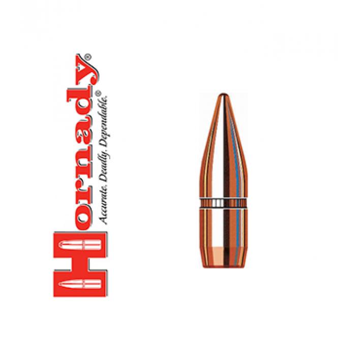 Puntas Hornady FMJ calibre .308 - 150 grains 2100 unidades
