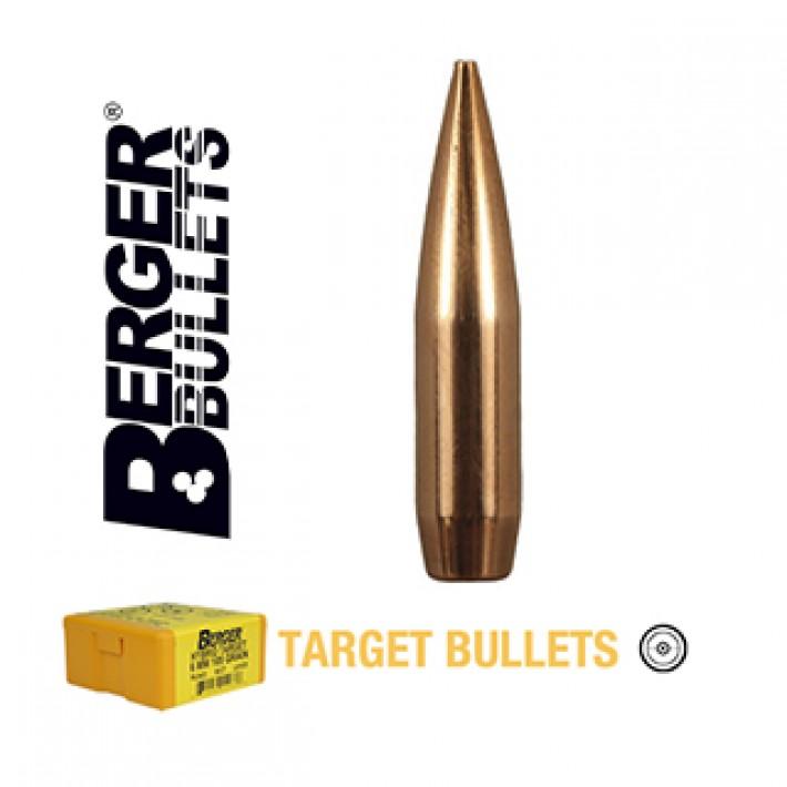 Puntas Berger VLD Target calibre .308 - 210 grains