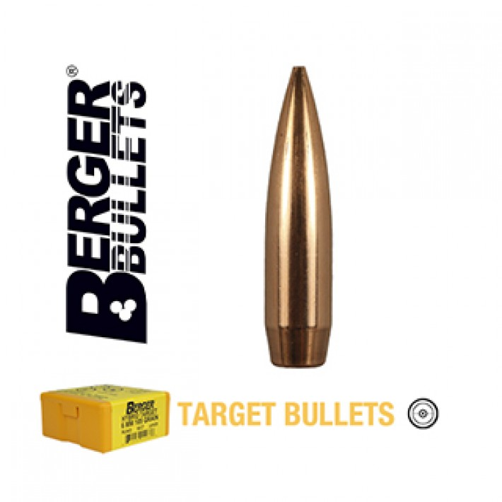 Puntas Berger Juggernaut Target calibre .308 - 185 grains
