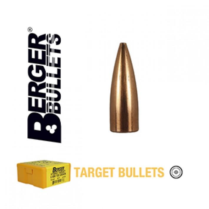 Puntas Berger FB Target calibre .308 - 115 grains