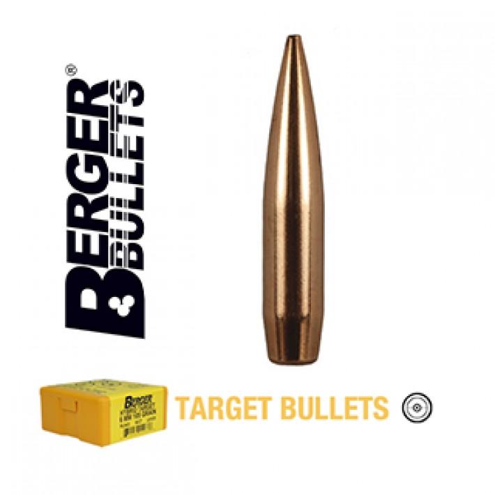 Puntas Berger Hybrid Target calibre .308 - 230 grains