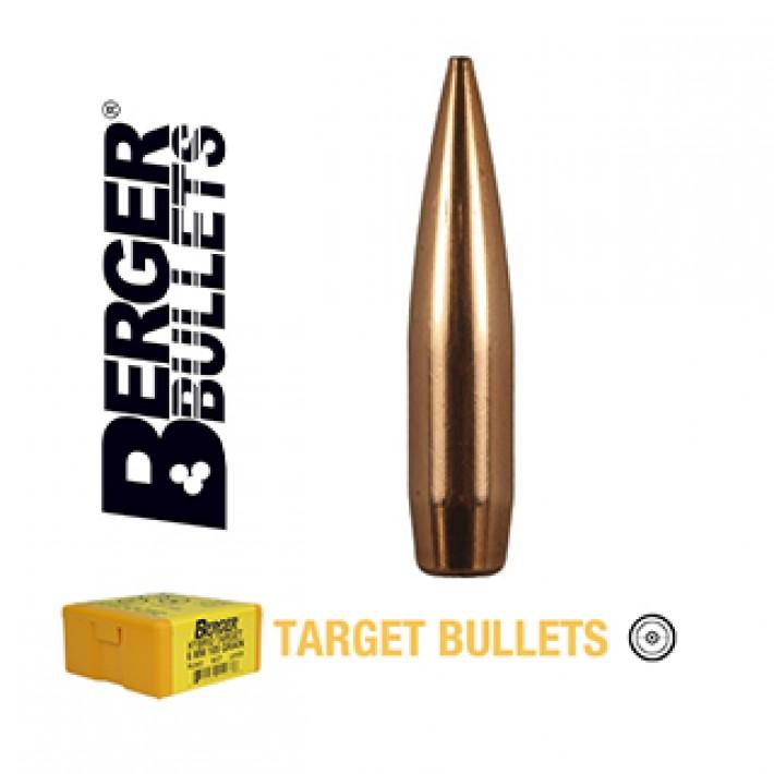 Puntas Berger Hybrid Target calibre .308 - 200 grains 500 unidades