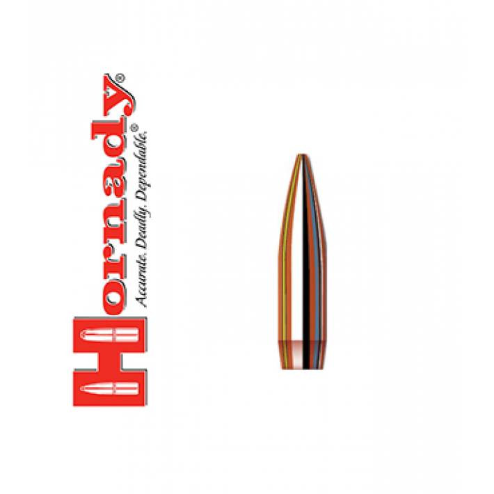 Puntas Hornady Match HPBT calibre .308 - 195 grains