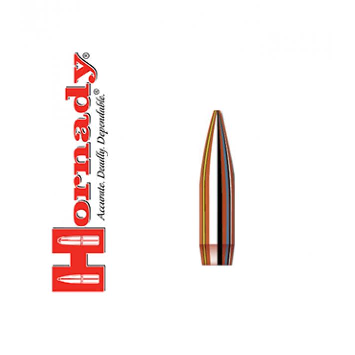 Puntas Hornady Match HPBT calibre .308 - 195 grains