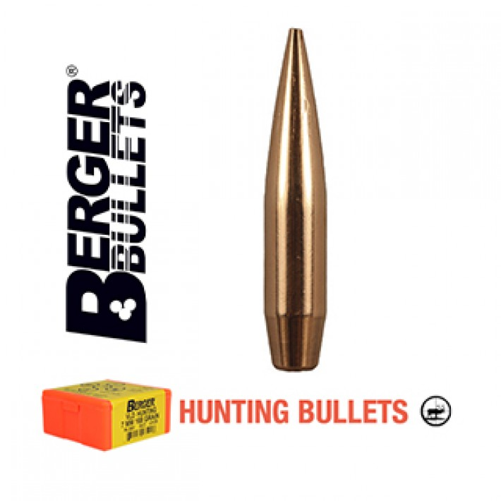 Puntas Berger Elite Hunter calibre .338 - 250 grains