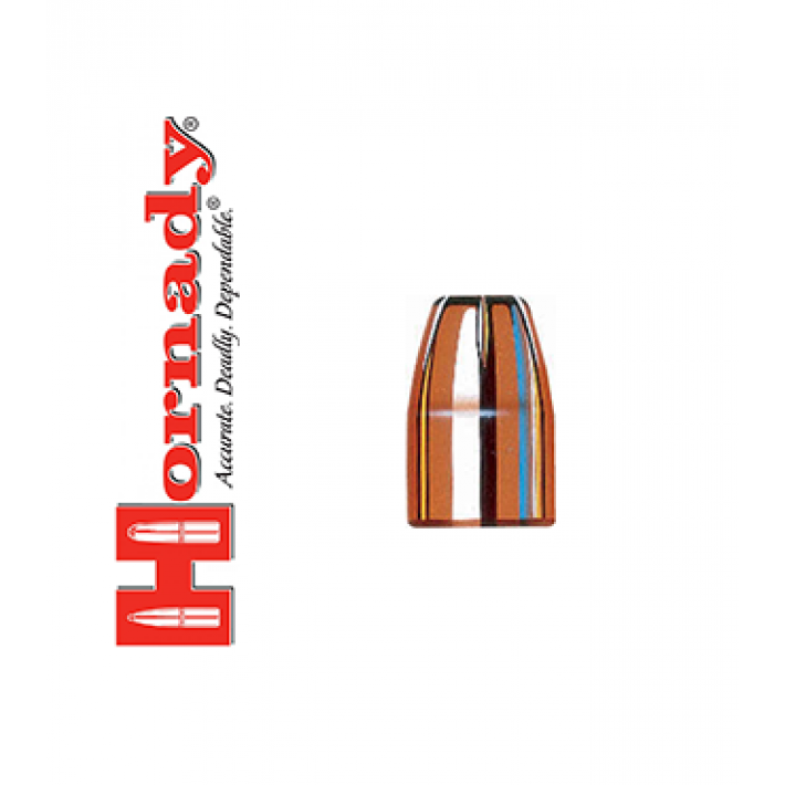 Puntas Hornady XTP calibre 9mm (.355) - 115 grains