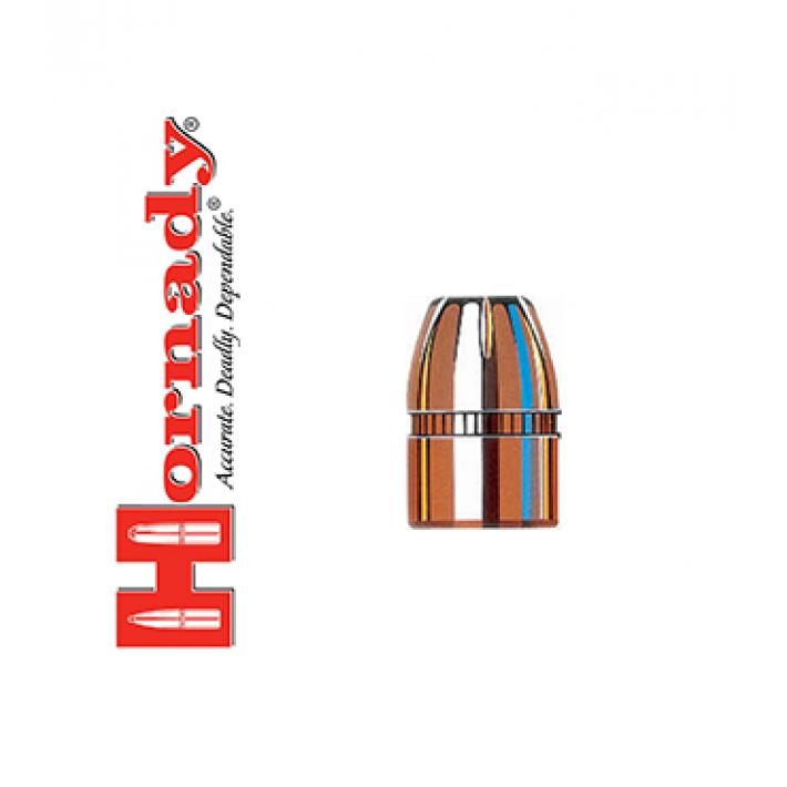 Puntas Hornady XTP FP calibre .38 (.357) - 125 grains